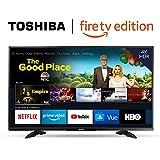 120Hz Led Tv - TOSHIBA 43LF711U20 43-inch 4K Ultra HD Smart LED TV HDR - Fire TV Edition