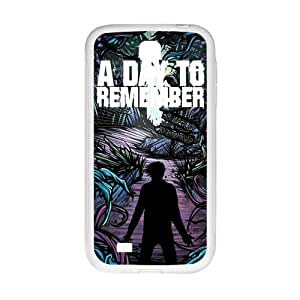 A Day To Remember Abstract Art White Samsung Galaxy S4 case