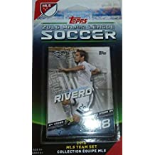Vancouver Whitecaps 2016 Topps MLS Soccer Factory Sealed 9 Card Team Set with Octavio Rivero Plus