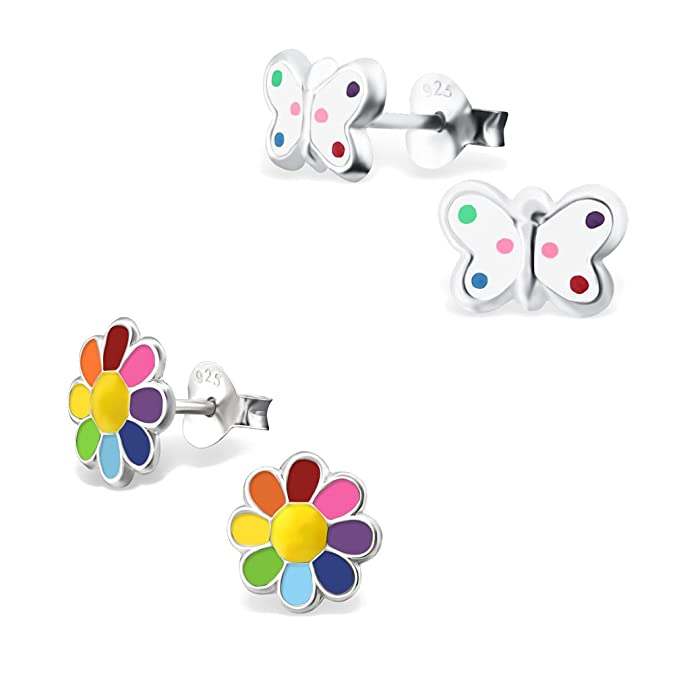 Sonstige Spielzeug-Artikel Ohrring-Set 3 Designs 3 Farben