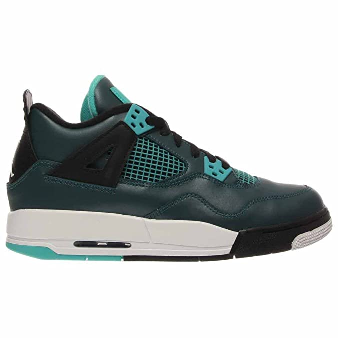 Amazon.com | Jordan Air Jordan 4 Retro 30Th Big Kids Style: 705330-330 Size: 5.5 M US | Sneakers