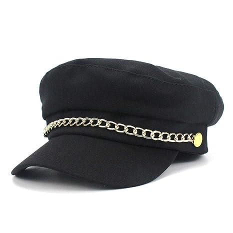 HUOLIMAO Sombreros del Ejército De Niña Sombreros De Marinero ...