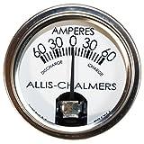DJS Tractor Parts / Allis Chalmers Amp Gauge (60-0-60) - AC-1833D