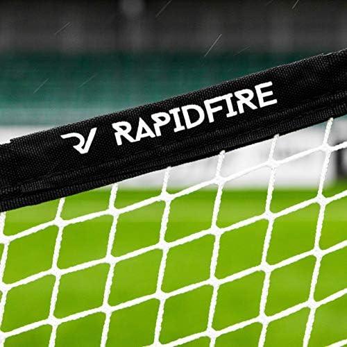 RapidFire Redes de Rebote para Entrenamiento de Fútbol (Variedad ...