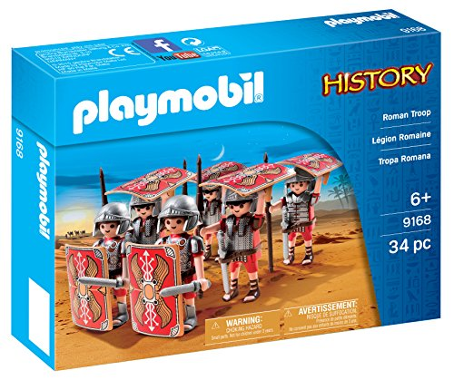 PLAYMOBIL® Roman Troop