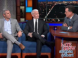 7/16/18 (Anderson Cooper, Andy Cohen, Dominic Cooper, Beck)