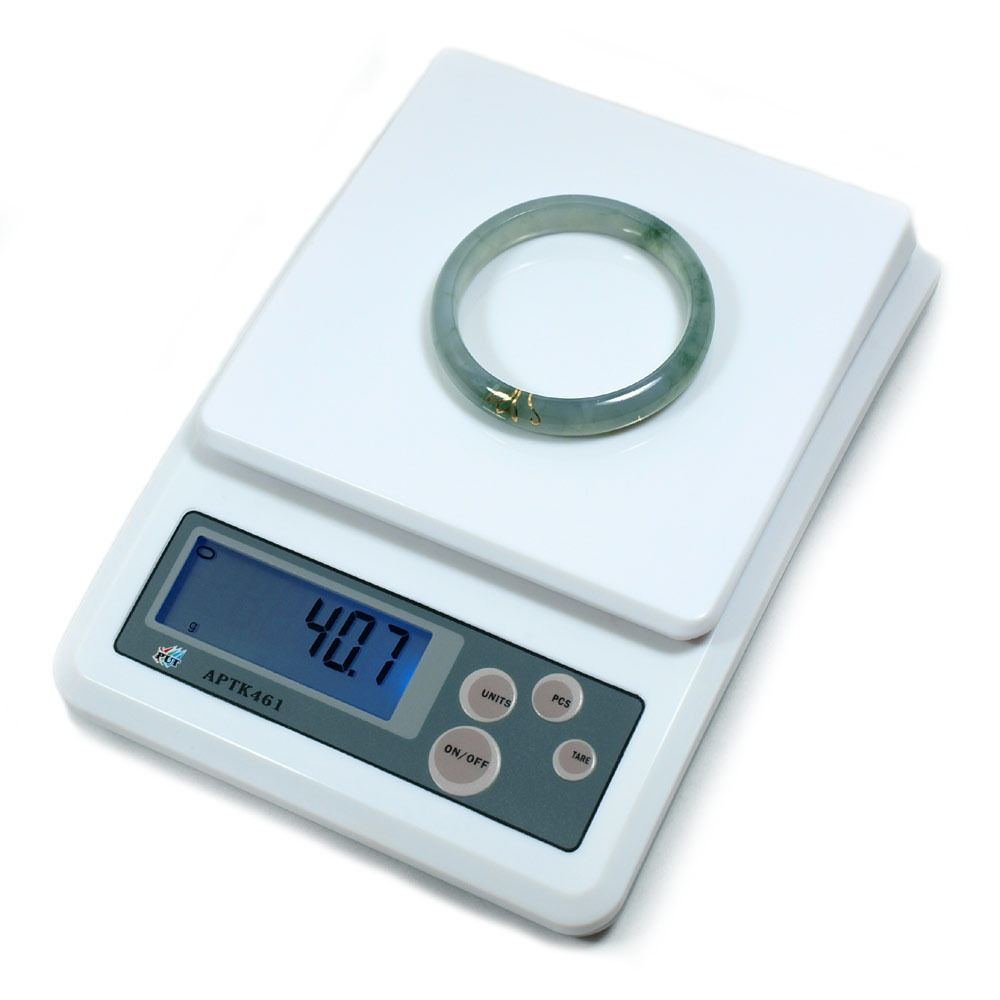 Amazon.com: 3000g X 0.1g Precision Digital Scale for Jewelry Kitchen ...