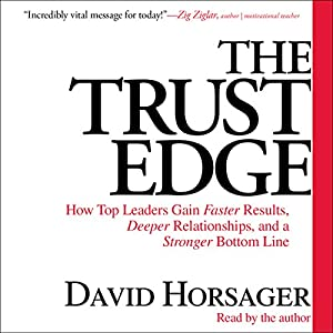 The Trust Edge Audiobook