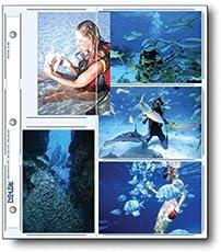 Printfile Holds 10 31/2INX51/4IN Prints 25 Pack - Printfile 3510P25