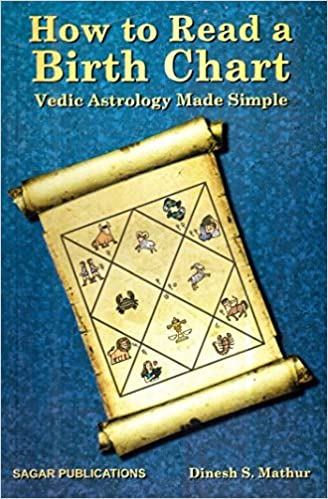 How To Read A Birth Chart Vedic Astrology Made Simple Amazon