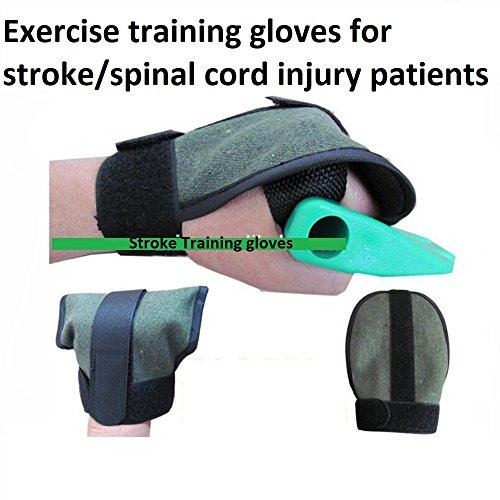 Exercise Bike For Disabled: Foot Splints + Motorized Exercise Cycle / Bike For The