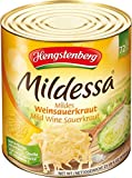 Hengstenberg Mildessa Wein Sauerkraut, 342 Ounce (Pack of 1)