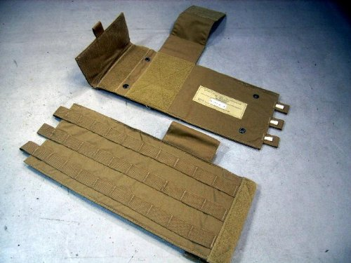 Military Modular Tactical Vest Cummerbund Large X Large XL (Modular Plate Carrier)
