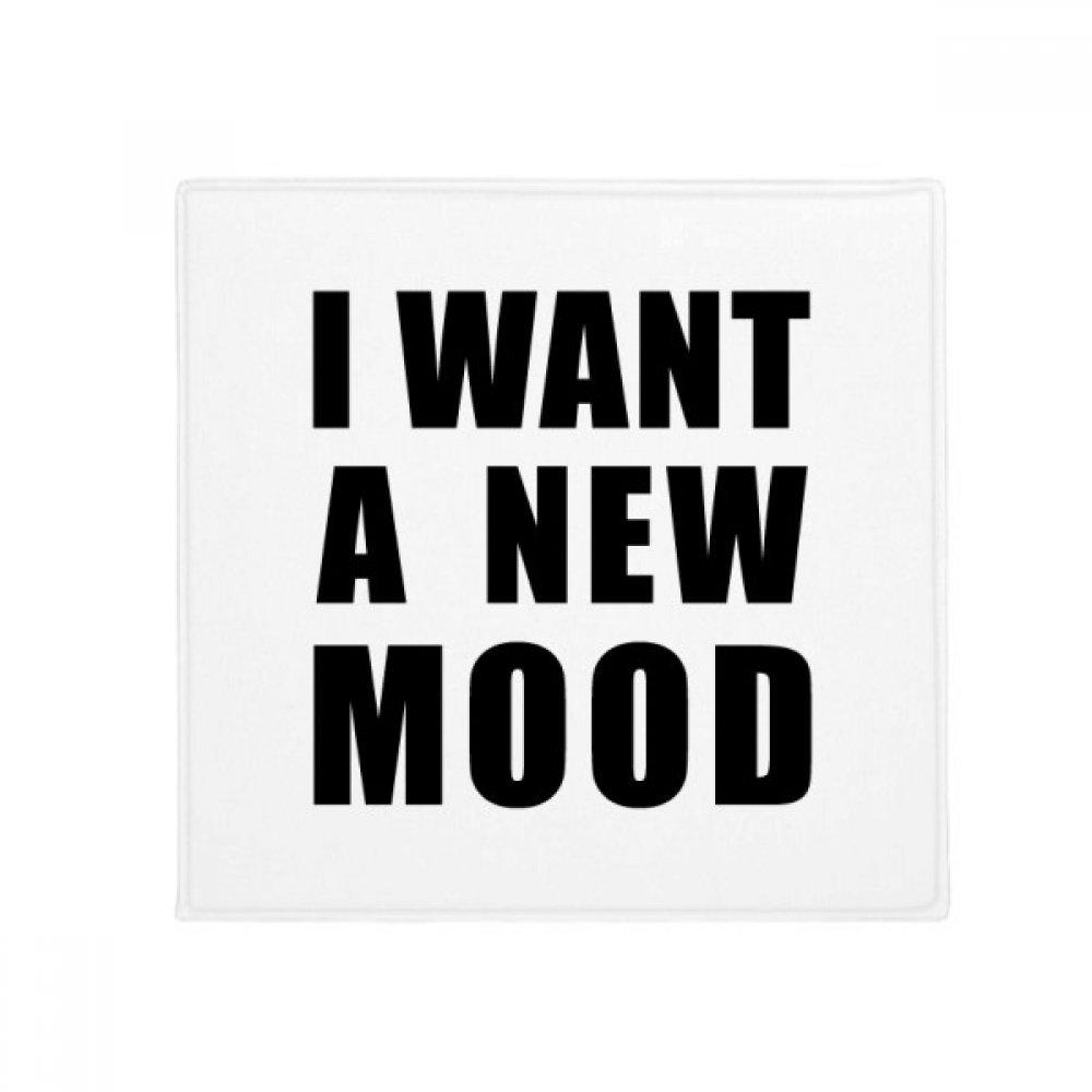 DIYthinker I Want A New Mood Anti-Slip Floor Pet Mat Square Home Kitchen Door 80Cm Gift