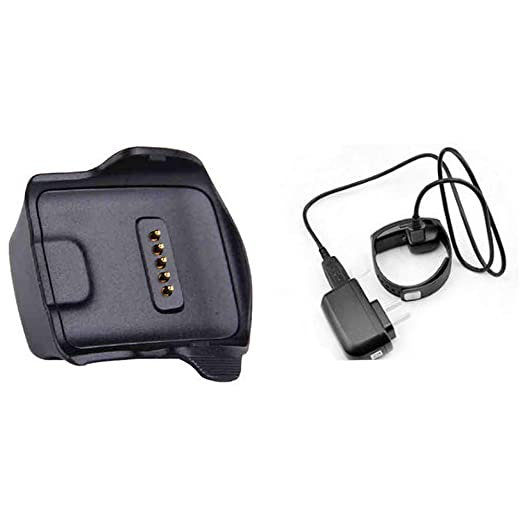 Carga USB Base para Galaxy Marchas para R350 Smartwatch Cargador ...