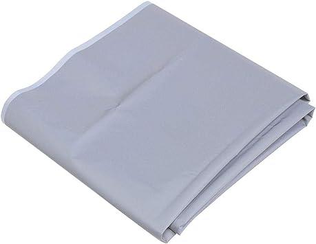Opinión sobre Exliy Cortina para proyector, portátil de Metal 16: 9 con Alto Brillo y Ganancia de Color para Uso en Exteriores