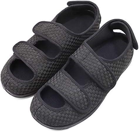 Men's Edema Slippers, Extra Wide Width
