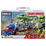 KRE-O Transformer Optimus Prime Dino Hauler