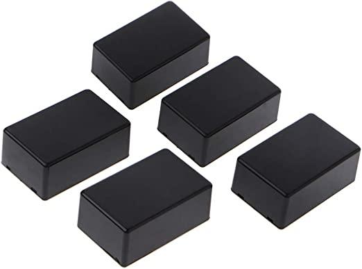 Rtengtunn 5 Piezas de plástico Caja de Instrumento electrónico ...