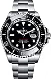 Men's Rolex Sea-Dweller Black Dial Men's Watch (Ref. 126600)
