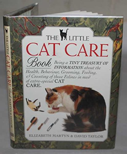 Cat Care (Little cat library)