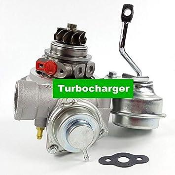 GOWE Turbocompresor para Turbocompresor td04lr 49377 - 00220 04884234 AB 04884234 AC 3050195 para Dodge Chrysler PT Cruiser 223 láser com: Amazon.es: ...