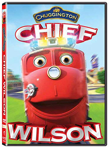 Chuggington: Chief Wilson [Importado]