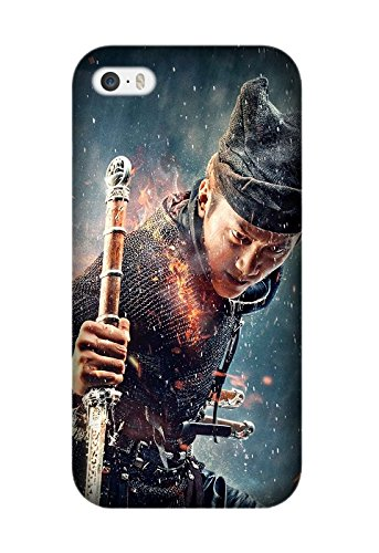 iPhone 7 Plus Case -Young Detective Dee: Rise Of The Sea Dragon Soft TPU Rubber Silicone Case Cover iPhone 7 Plus Design By [Arthur Bailey]