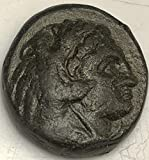 336 323 BC Alexander The Great Coin Anci