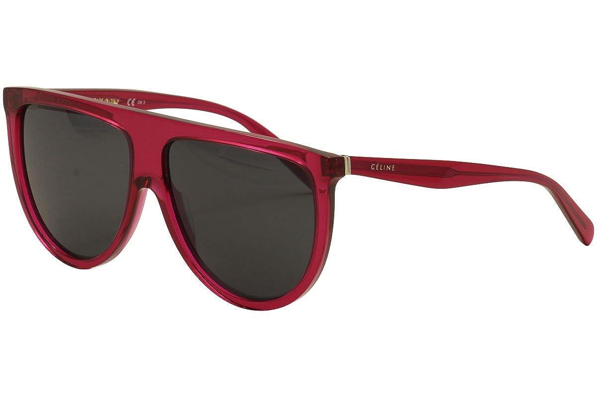 b680764f18cf Celine Womens Women s Geometric 61Mm Sunglasses at Amazon Men s Clothing  store