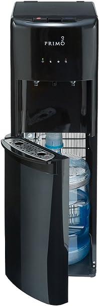 Primo Deluxe - Dispensador de agua fría y caliente (parte inferior), color negro: Amazon.es: Hogar