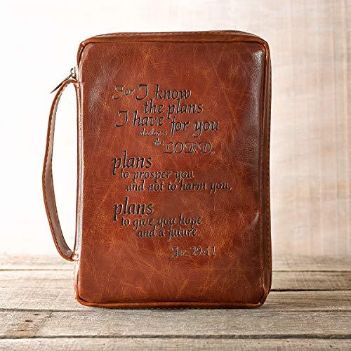 Leather-Look Burgundy Jer 29: 11 Med
