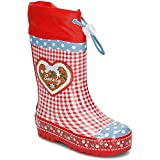 Playshoes 1885938ROT - 1885938ROT - Color Red - Size: 28.0 EUR