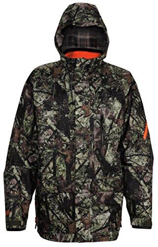 EIRA Men's Timber Shell Jacket, Camo, Large