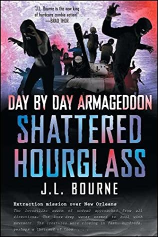 book cover of Shattered Hourglass