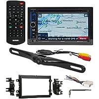 2007-2008 Ford F-150 Car Navigation/GPS/DVD/USB/SD Receiver/Bluetooth+Camera