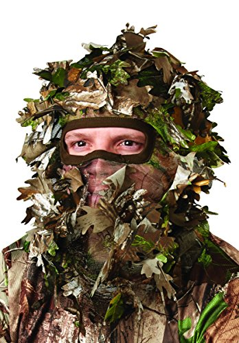 Best Review Of Hunter's Specialties Realtree Xtra Green Leafy Head Net
