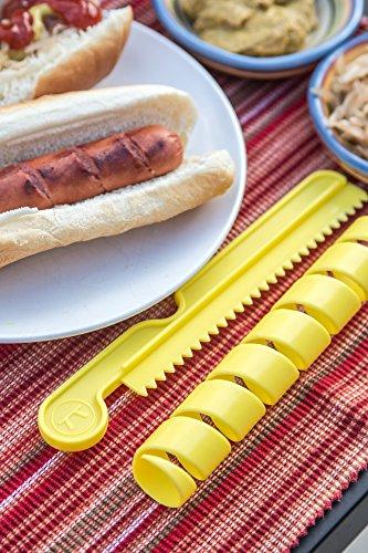 Outset Spiral Hot Dog Cutter