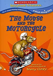 Amazon.com: The Mouse and the Motorcycle plus Bonus Story ...
