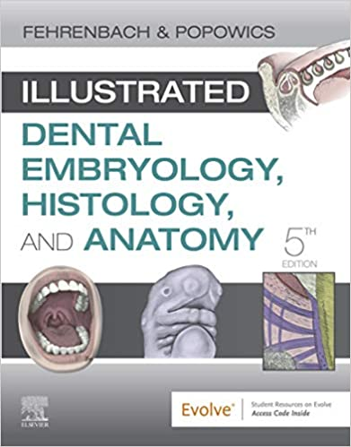 Illustrated Dental Embryology, Histology, and Anatomy E-Book, 5th Edition - Original PDF