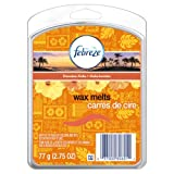 Febreze Wax Melts Hawaiian Aloha Air Freshener (1 Count, 77gm)- Packaging May Vary