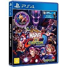 Marvel Vs Capcom Infinite - 1 - PlayStation 4