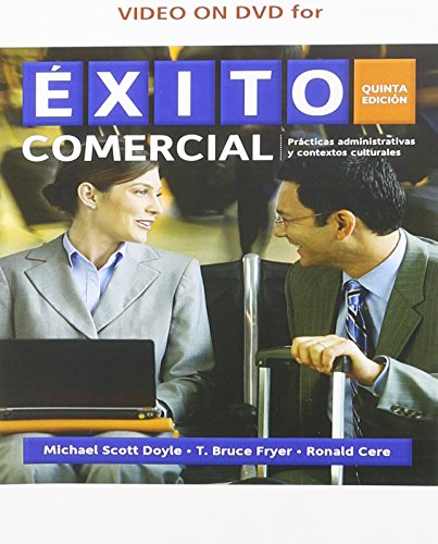 DVD for Doyle/Fryer/Cere's Éxito comercial