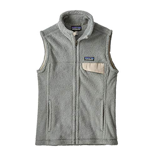 Patagonia Women's Re-Tool Vest (S) Tailored Grey Nickle X-Dye - Womens Vest Patagonia