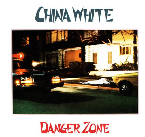 Vinilo : China White - Dangerzone (Extended Play, White, Limited Edition, Digital Download Card)
