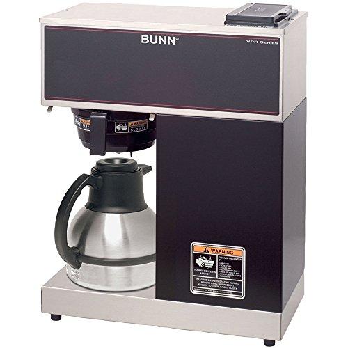 (Bunn VPR-TC Pourover Thermal Carafe Coffee Brewer 120V (Bunn 33200.0011) )