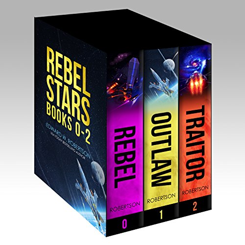Rebel Stars Box Set by Edward W. Robertson ebook deal