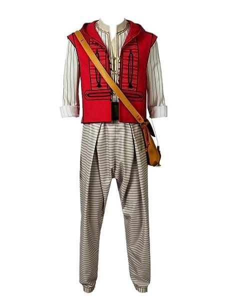 Amazon.com: Disfraz de prince árabe para hombre de Halloween ...