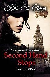 Second Hand Stops: Benefactor (The Van Burens) (Volume 1)
