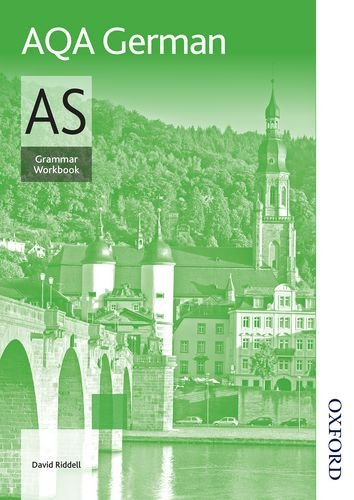 AQA AS German Grammar Workbook